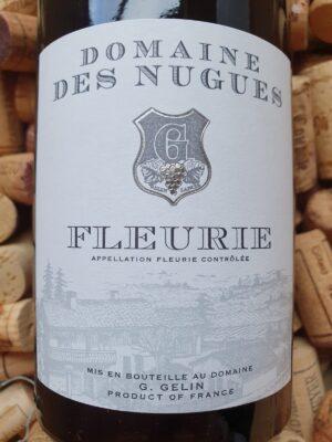 Domaine des Nugues Fleurie 2014