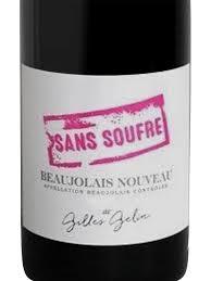 Domaine des Nugues Beaujolais Villages Sans Soufre 2019