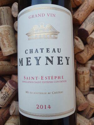 Chateau Meyney Saint-Esthephe 2014