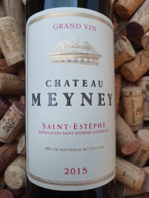 Chateau Meyney Saint-Esthephe 2015