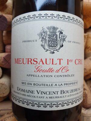 Bouzereau Meursault Premier Cru Goutte d' Or