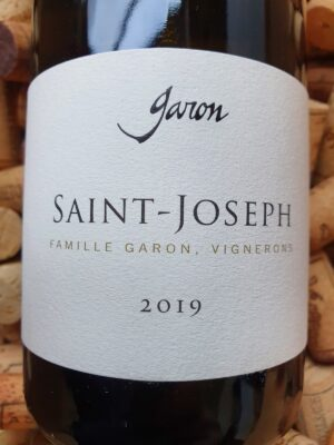 Domaine Garon Saint Joseph Blanc 2019