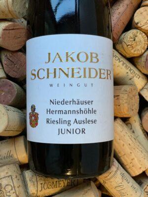 Jakob Schneider Riesling Auslese Niederhäuser Hermannshöhle Junior Nahe 2019 (DEMI)
