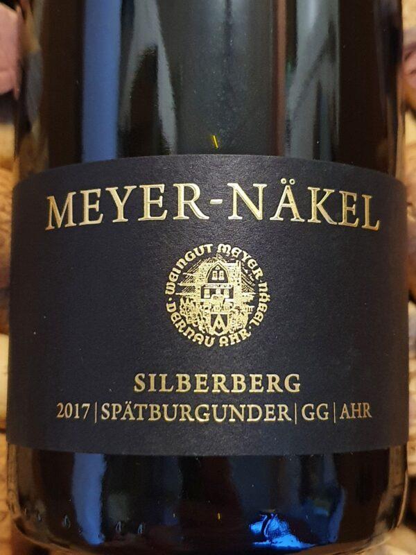 Meyer Näkel Ahrweiler Silberberg Spätburgunder GG Ahr 2018