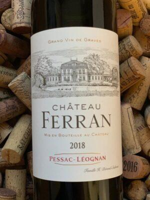 Chateau Ferran Pessac Leognan Rouge 2018