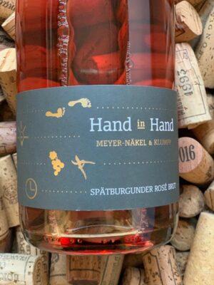 Meyer Näkel & Klumpp Hand in Hand rosé Sekt Baden 2018