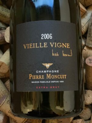 Pierre Moncuit Cuvee Nicole VV Grand Cru Champagne 2006