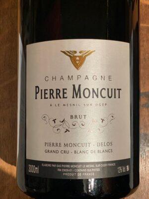 Pierre Moncuit Delos Champagne Grand Cru Brut Jéroboam