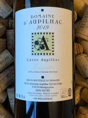Domaine d'Aupilhac Languedoc Blanc 2019