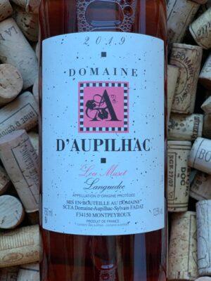 Domaine d'Aupilhac Languedoc Lou Maset Rose 2019