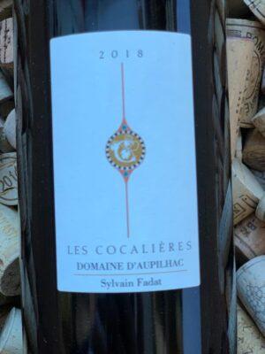 Domaine d'Aupilhac Languedoc Les Cocalieres Rouge 2019
