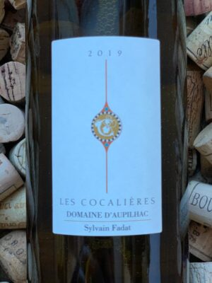 Domaine d'Aupilhac Languedoc Les Cocalieres Blanc 2019
