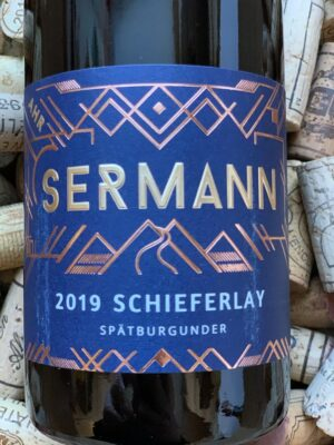 Weingut Sermann Schieferlay spätburgunder Ahr 2019