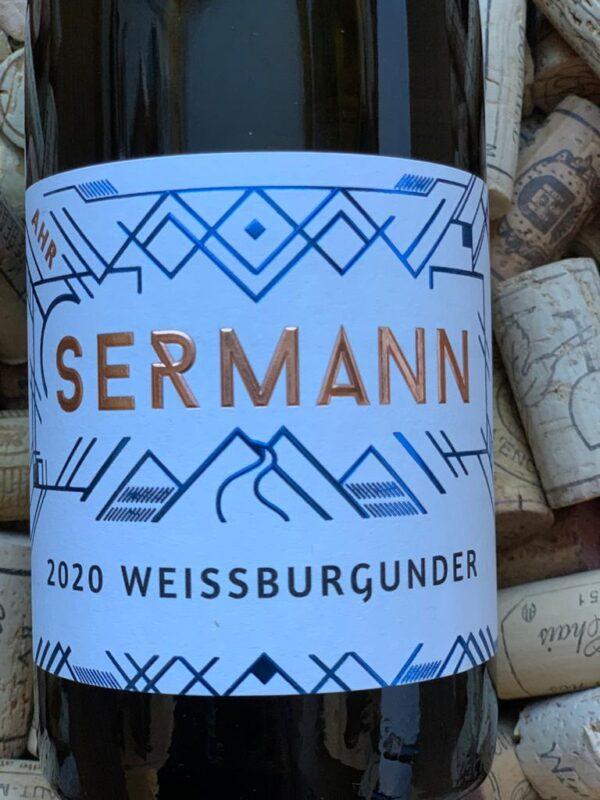 Weingut Sermann weisburgunder Ahr 2020