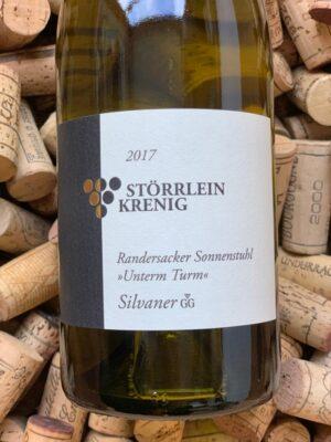 Weingut Störrlein Krenig Silvaner Mineral Pur Franken 2019