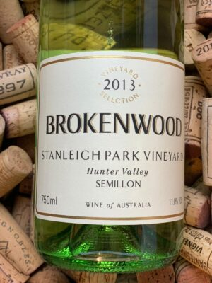 Brokenwood Semillon Stanleigh Hunter Valley 2013
