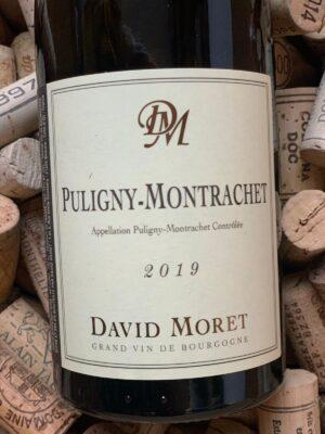 Puligny-Montrachet 2019 David moret