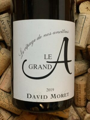 David Moret Grand A Aligote 2019
