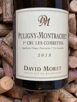 David Moret Puligny Montrachet 1er Cru Les Combettes 2019