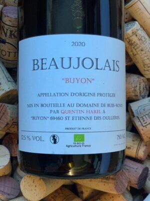 Quentin Harel Beaujolais 2020