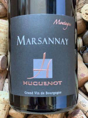 Domaine Huguenot Marsannay En La Montagne 2018