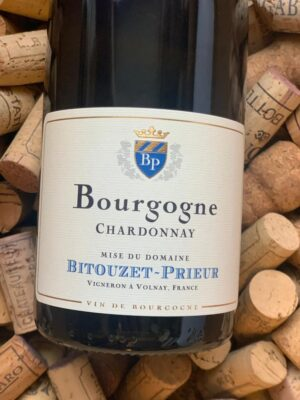 Bitouzet Prieur Bourgogne Chardonnay 2016