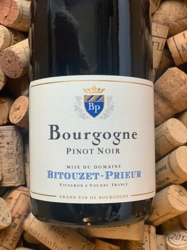 Bitouzet Prieur Bourgogne Pinot Noir 2018