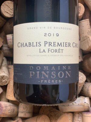 Domaine Pinson Chablis Premier Cru La Forêt 2019