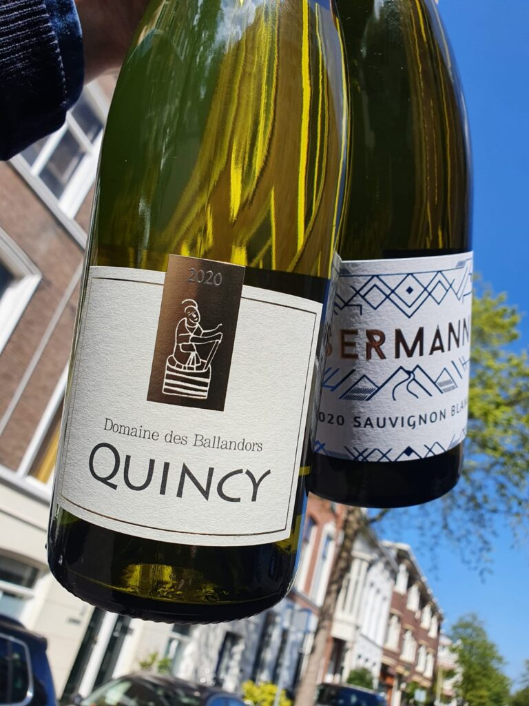 Spring in your glass. Very good value. Quincy, once the little sister of Pouilly Fume, now grown up with lots of personality. The first sauvignon blanc from the Ahr valley. This grape loves slate.