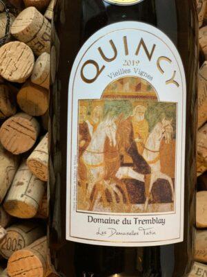 Jean Tatin - Domaine du Tremblay Quincy Vieilles Vignes 2019
