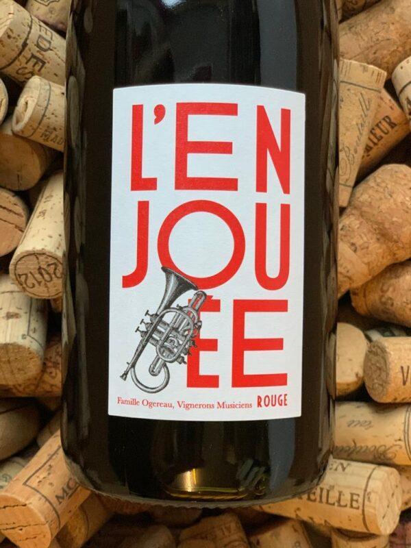 Domaine Ogereau L'Enjouée Rouge Vin de France 2020