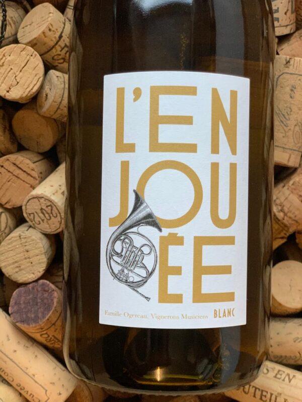 Domaine Ogereau L'Enjouée Blanc Vin de France 2020