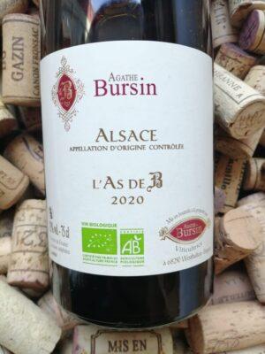 Agathe Bursin L'As de B Alsace 2020