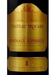 Trocard Garagista Malbec Bordeaux Superieur 2018