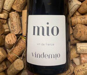 Vindemio Mio blanc Vin de France 2020